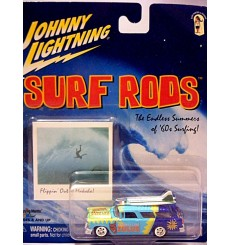 Johnny Lightning Surf Rods 1955 Chevrolet Nomad