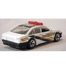 Hot Wheels - Holden Police Patrol Car