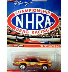 Hot Wheels NHRA Series - 1973 Plymouth Duster - Holy Moly