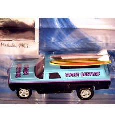 Johnny Lightning Surf Rods - Coast Busters - 1960 Chevrolet Sedan Delivery