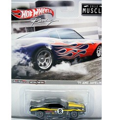 Hot Wheels Racing Series 2012 Muscle Series - 1971 AMC Javelin