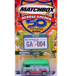 Matchbox Across America Georgia Peach VW Van