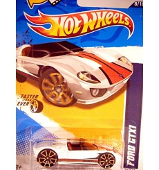 Hot Wheels Faster Than Ever - Ford GTX1