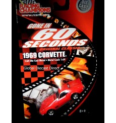 Racing Champions Gone in 60 Seconds 1969 Chevrolet Corvette
