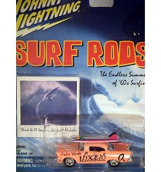 Johnny Lightning Surf Rods - 1957 Chevy Bel Air Palos Verde Vixens