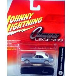 Johnny Lightning Camaro Legends 1968 Camaro 327 Convertible