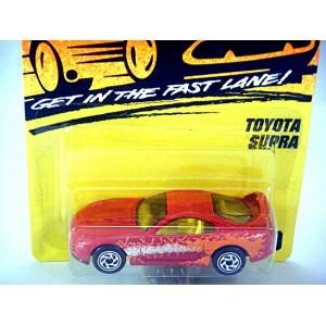 Matchbox Toyota Supra Turbo