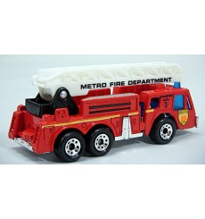 Matchbox Collectors Choice Extended Ladder Fire Engine