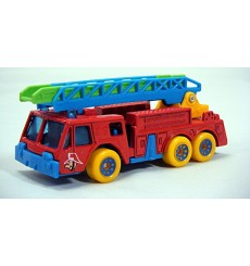 Matchbox Live N Learn Series - Oshkosh Extended Ladder Fire Truck