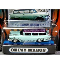 Jada West Coast Choppers - Jesse James 1957 Chevrolet Station Wagon