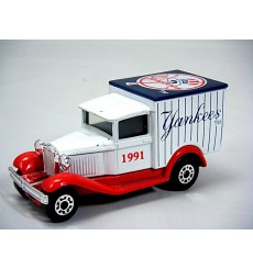 Matchbox - Model A Ford Van - 1991 New York Yankees