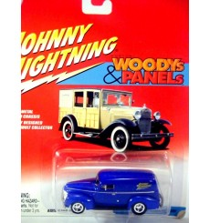 Johnny Lightning 1940 Ford Panel Delivery Van