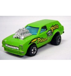 Hot Wheels (1977) - Ford Pinto Station Wagon - Poison Pinto