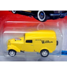 Johnny Lightning Woodys and Panels - 1933 Willys Panel Van