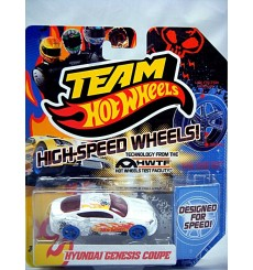 Hot Wheels - Team Hot Wheels Series Hyundai Genesis Coupe