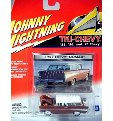 Johnny Lightning Tri-Chevys – 1957 Chevrolet Nomad Station Wagon