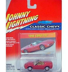 Johnny Lightning Classic Chevy Corvette C5 Convertible