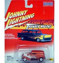 Johnny Lightning Thunder Wagons – 1933 Ford Sedan Delivery Panel Van