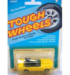 Kidco Tough Wheels Series - 1966 Ford Mustang  Convertible