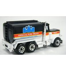 Matchbox Rare - Peterbilt Indy Fuel Tanker