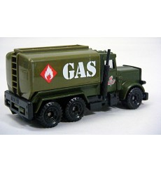 Matchbox Commando Series - Strike Force Peterbuilt Military Fuel Tanker