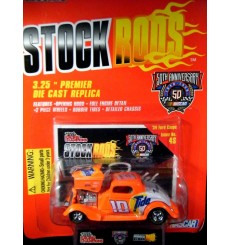 Racing Champions NASCAR Stock Rods - Ricky Rudd Tide 34 Ford Coupe