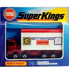 Matchbox Superkings - K-24 - Scammell Container Truck