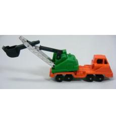 Tootsietoy - (1452) Heavy Duty Hydraulic Crane