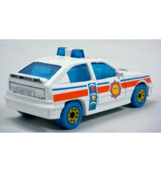 Matchbox - Vauxhall Astre GTE Police Car - PreSchool