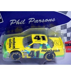 Matchbox Super Stars - Phil Parsons Manheim Auctions NASCAR Chevrolet Lumina