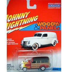 Johnny Lightning 1941 Chevrolet Special Deluxe Station Wagon