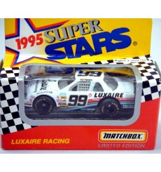 Matchbox NASCAR Super Stars Phil Parsons Luxaire Chevrolet Lumina