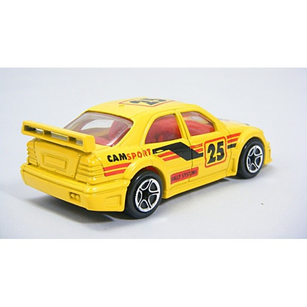 Matchbox mercedes benz gtc touring car race car global for Mercedes benz touring car