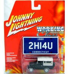 Johnny Lightning Working Class - 1980 Toyota Land Cruiser