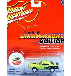 Johnny Lightning 10th Anniversary Series - 1971 Plymouth Hemi Cuda