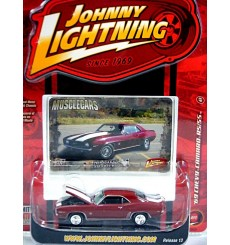 Johnny Lightning Muscle Cars - 1969 Chevrolet Camaro RS SS