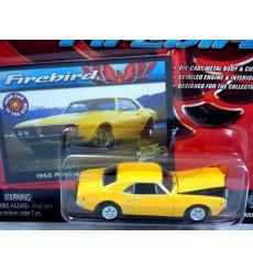 Johnny Lightning Firebirds - 1968 Pontiac Firebird 350