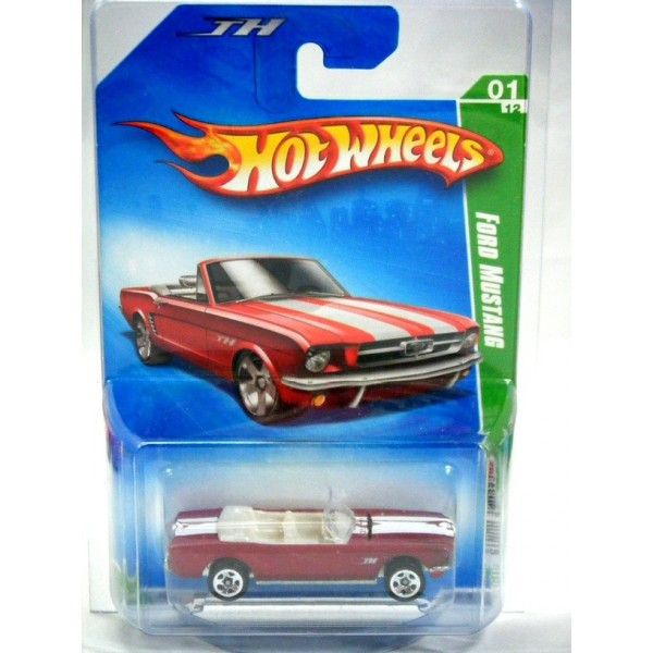 hot wheels treasure hunt series sale ford mustang convertible global di. Black Bedroom Furniture Sets. Home Design Ideas