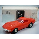 AMT Dealer Promo - 1970 Chevrolet Corvette LT-1 (Monza Red)