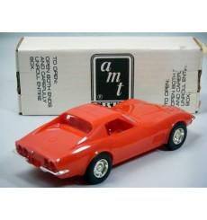 AMT Dealer Promo - 1970 Chevrolet Corvette LT-1 (Monza Red)