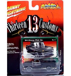 Johnny Lightning 13 Customs 1964 Chevrolet Pickup Truck