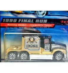 Hot Wheels Final Run Series - Kenworth T 600A Truck