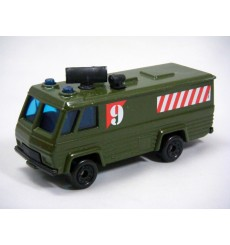 Matchbox Commando Series - Strike Force Military Command Truck