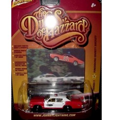 Johnny Lightning Dukes of Hazzard 1977 Dodge Polara Police Patrol Car