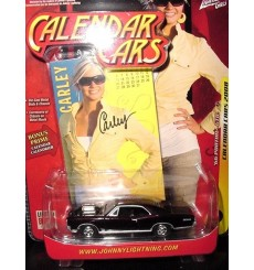 Johnny Lightning Calendar Girls 1966 Pontiac GTO