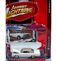 Johnny Lightning - MOPAR Mayhem - 1969 Dodge Dart GTS