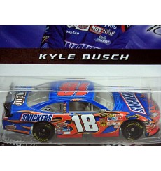 NASCAR Authentics - Joe Gibbs Racing -  Kyle Busch Snickers Toyota Camry