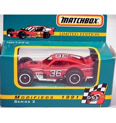 Matchbox Modified Race Car Mike Ewanitsko