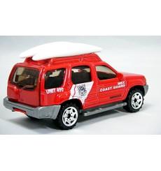 Matchbox Nissan Xterra Coast Guard Truck
