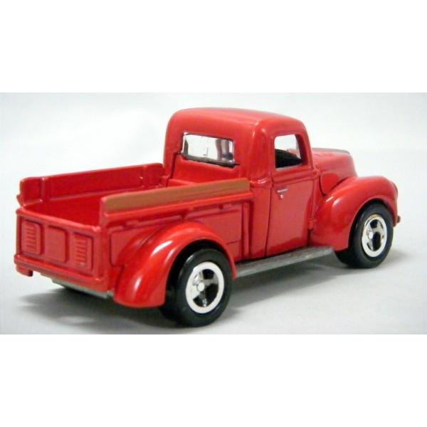 johnny lightning truckin america series 1940 ford f 100. Black Bedroom Furniture Sets. Home Design Ideas
